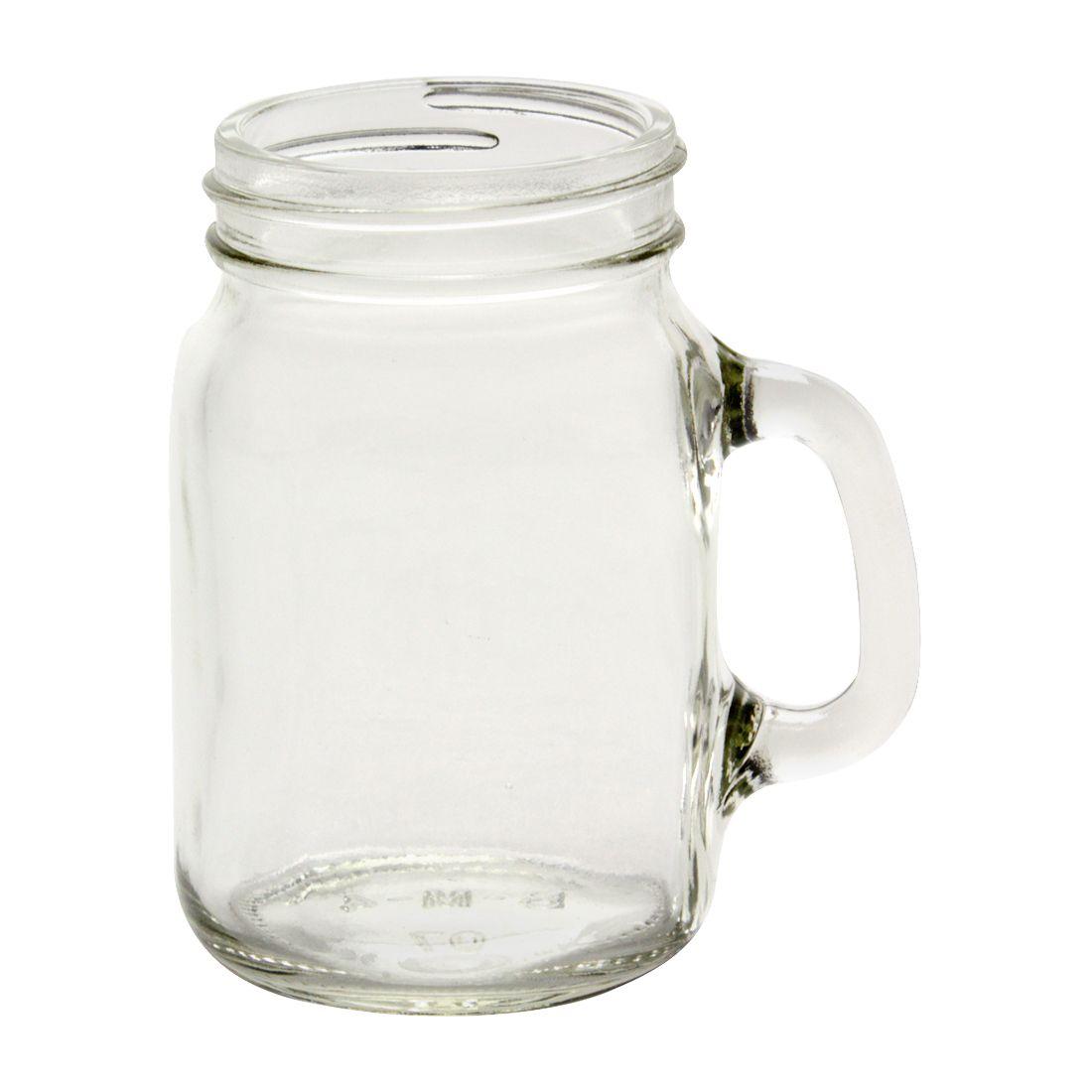 4 Oz Small Mason Jars With Handles Mini Mugs With 48 400 Finish Mason Jars With Handles Small Mason Jars Mason Jar Mugs
