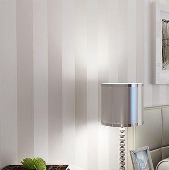 European Modern Minimalist Country Luxury Stripe Wallpapers For