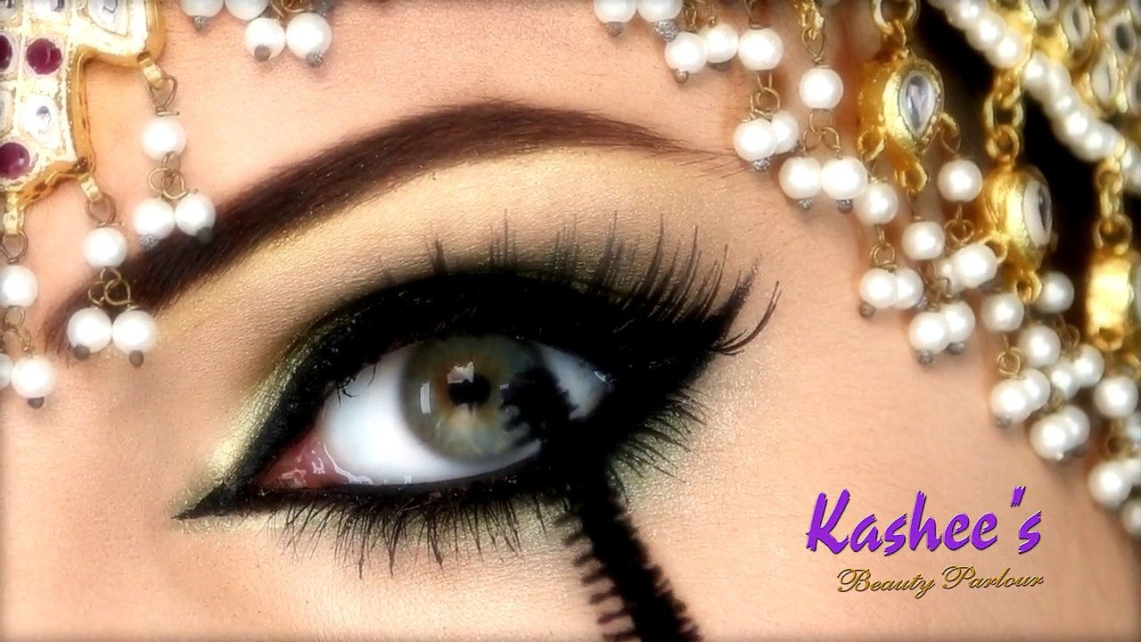 Beautiful Eye Makeup By Kashee Video Dailymotion Eyes