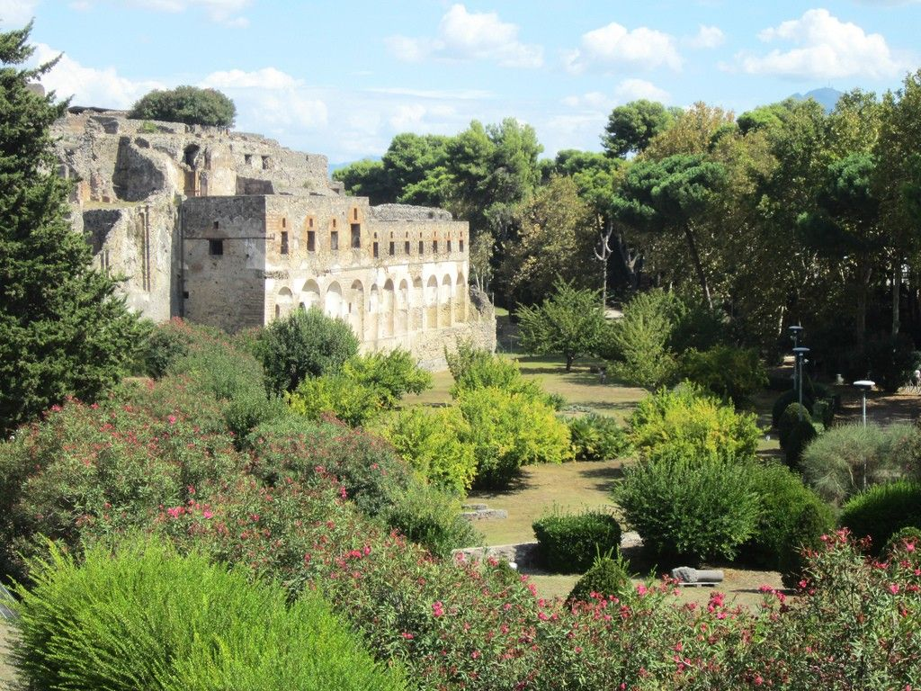 Architectural History and The Ancient City of Pompeii (2)