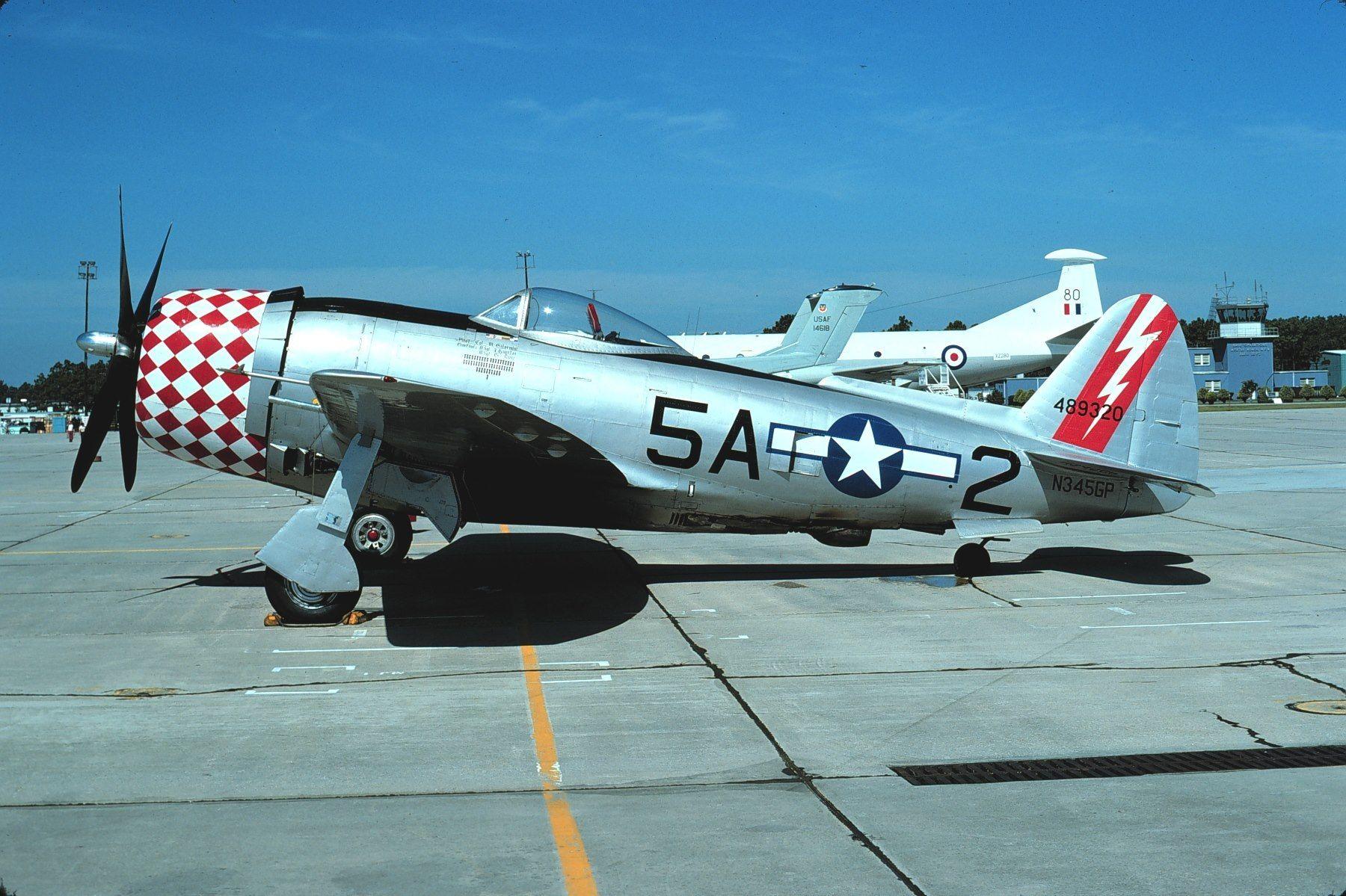 P47N at Air Force Armament Museum, Shalimar, Valparaiso