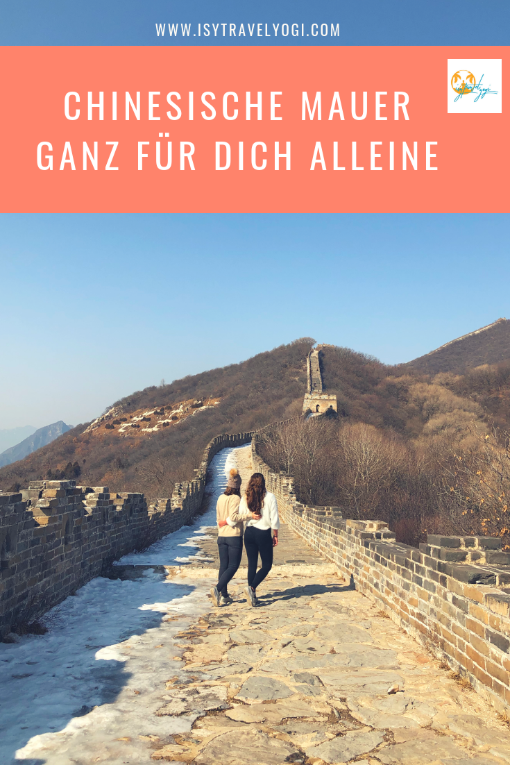 China Stopover In Peking Ein Besuch Der Chinesischen Mauer Reiseideen Vietnam Reise Peking