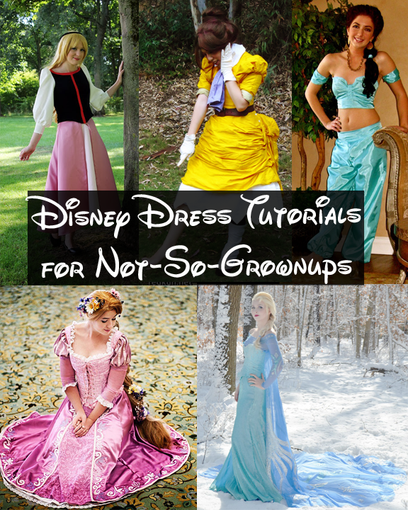 Happily grim disney dress tutorials for not so grownups updated happily grim disney dress tutorials for not so grownups updated with new solutioingenieria Choice Image