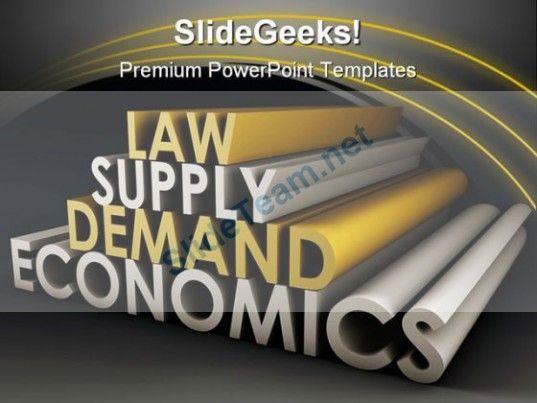 Law supply demand economics business powerpoint background and law supply demand economics business powerpoint background and template 1210 powerpoint templates themes toneelgroepblik Images