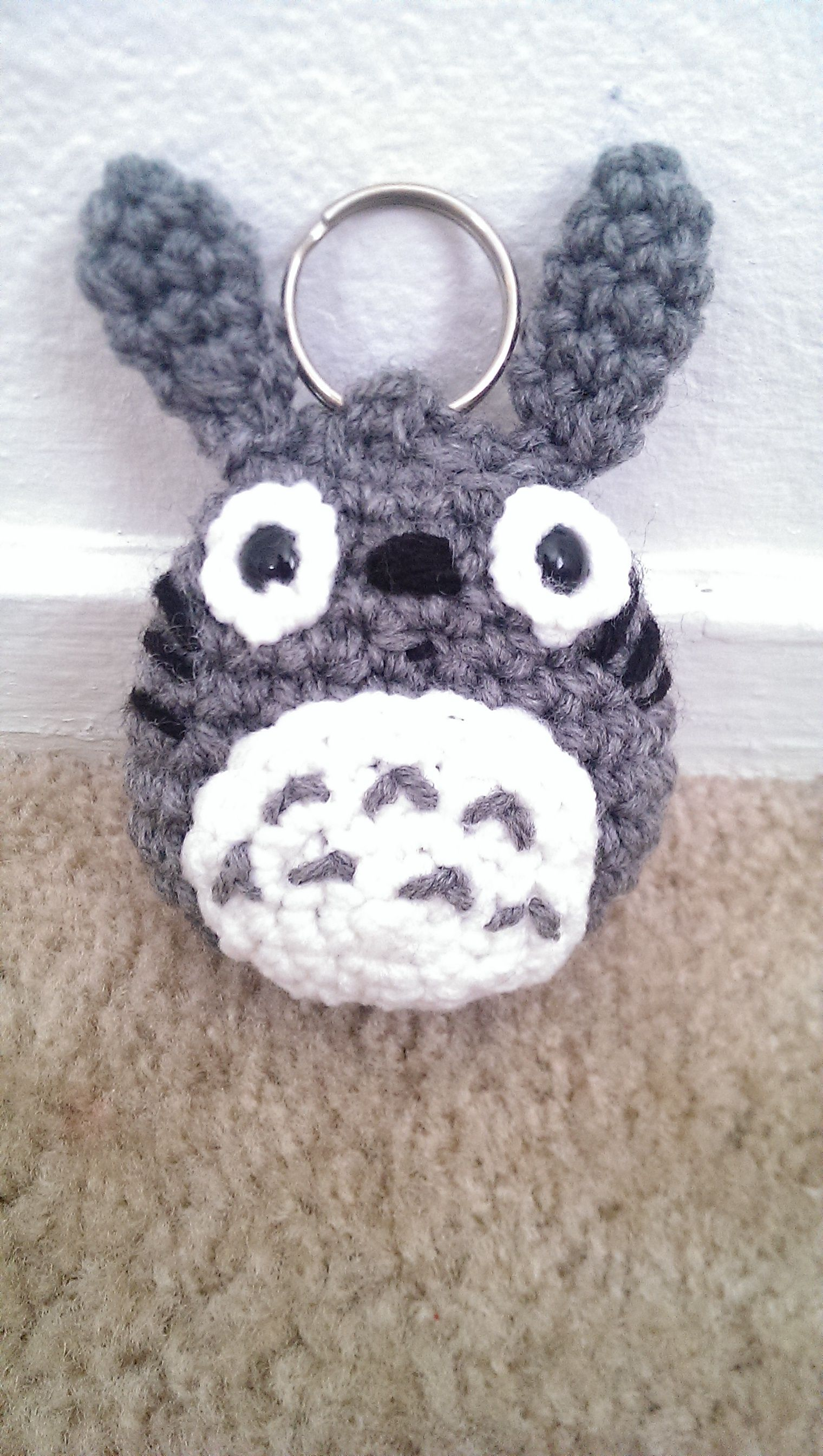 totoro key chain · uniqueecreations · Online Store Powered by Storenvy
