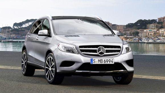 Brand New Mercedes Suv