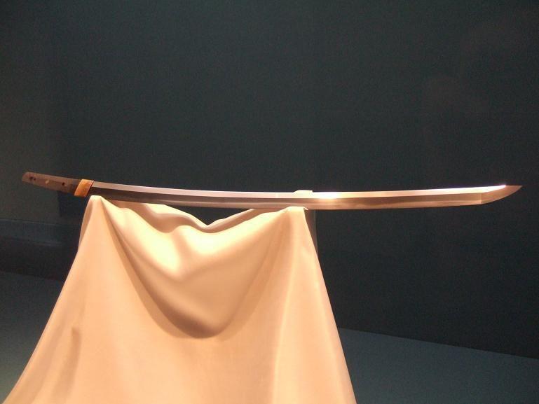 Tachi Sword  By Kaneuji  Nanbokucho period, 14th century.
