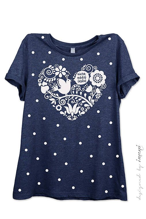442fc3e85d4a Dámske tričko voľný strih melírové VIERA