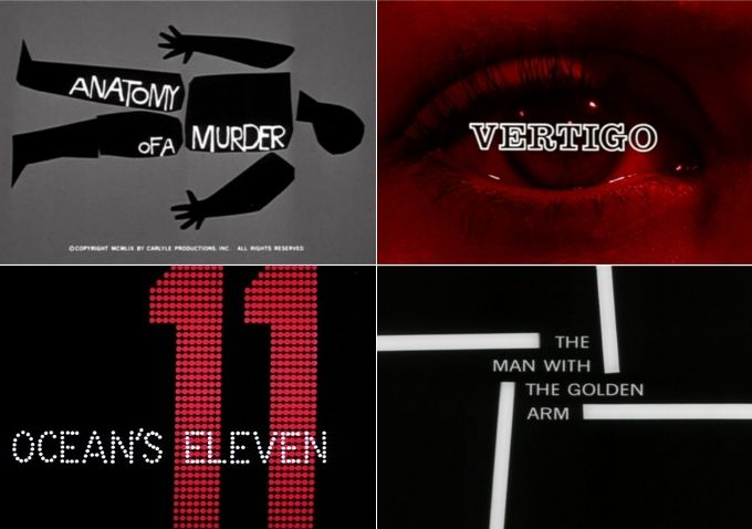 One Of The Greatest Film Artists Of All Time 10 Saul Bass Title