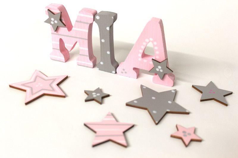 Holzbuchstaben Holzbuchstaben ein Designerstück von