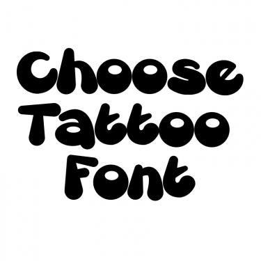 Comic Tattoo Font Tattoo Lettering Generator Tattoo Writing Fonts Tattoo Lettering