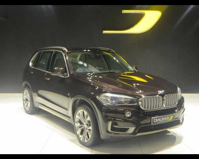 2014 BMW X5 XDRIVE50I M SPORT A T F15