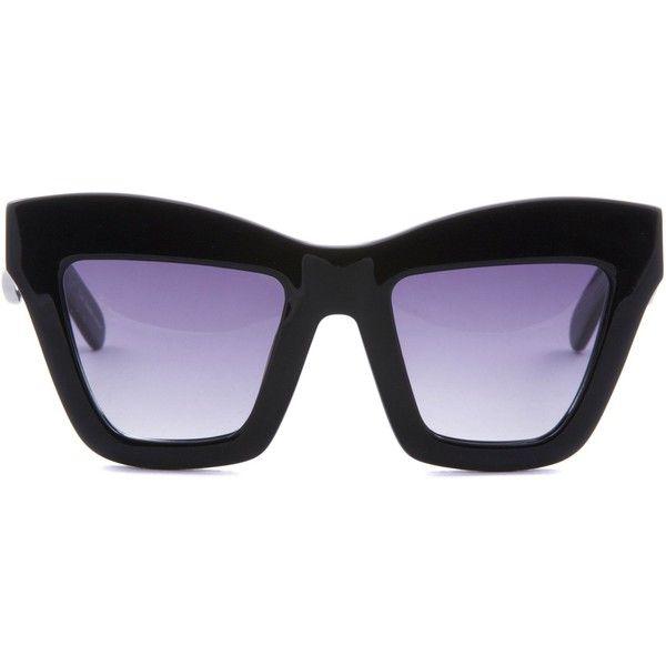Lunettes De Soleil · Shop Sunglasses (250 AUD) via Polyvore featuring  accessories, eyewear, sunglasses and lens f3c9ebf25823