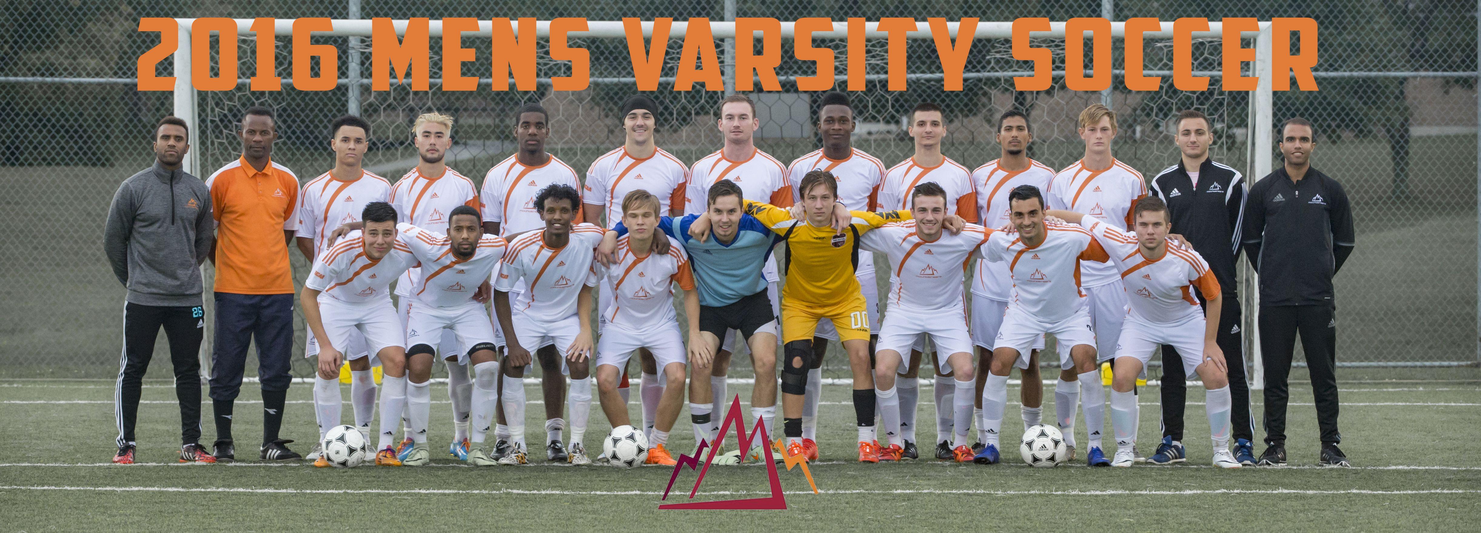 Men S 2016 17 Varsity Soccer Team Varsity Men S Soccer Teams Teams