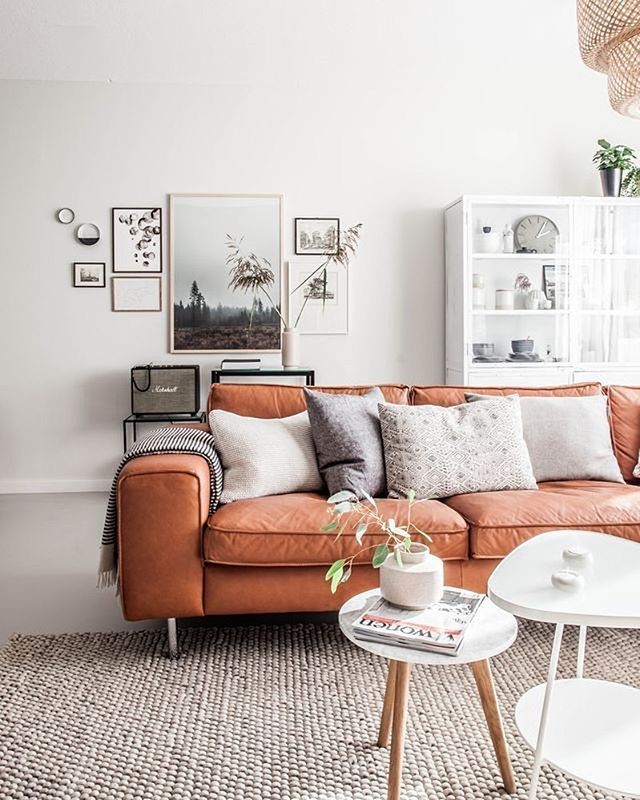 Bold colored sofa Living Room Pinterest Bald hairstyles