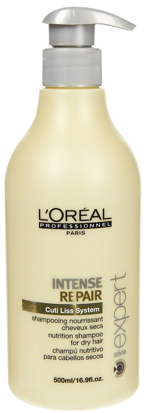 No More Dry And Damaged Hair From A Renowned Shampoo Brand Comes L Loreal Fall Repair Professional Serie Expert Intense Exclusively Formulated To Restore