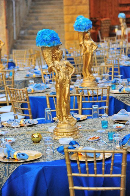 Pin by al aroussa on wedding decoration pinterest for Ancient greek decoration ideas