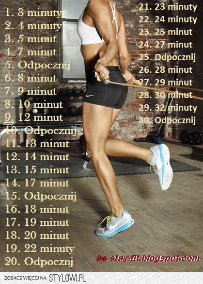 Skakanka Fitness Body Fitness Planner Health And Fitness Tips