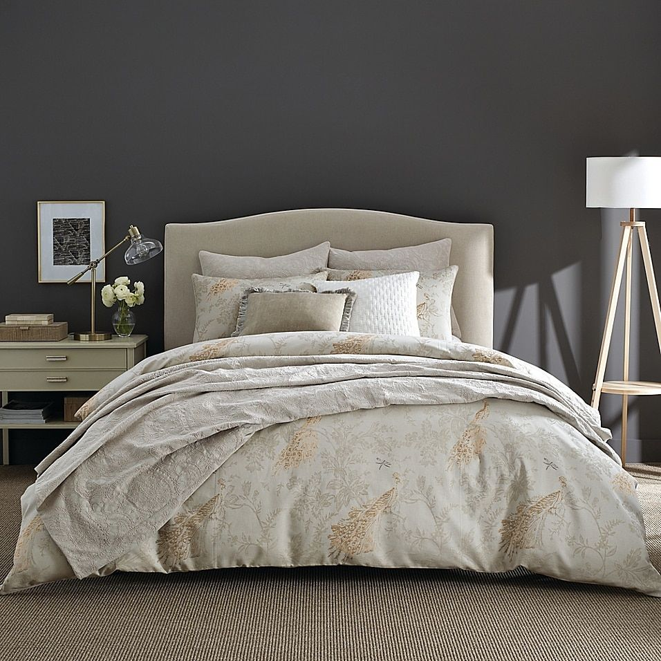 Wamsutta Dawson Coverlet In Cream Bed Bath Beyond In 2021 Comforter Sets Bedroom Comforter Sets King Size Comforter Sets