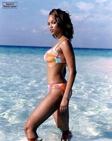 Search Sports Illustrated Swimsuits Tyra Banks Bikini Swimsuit Models