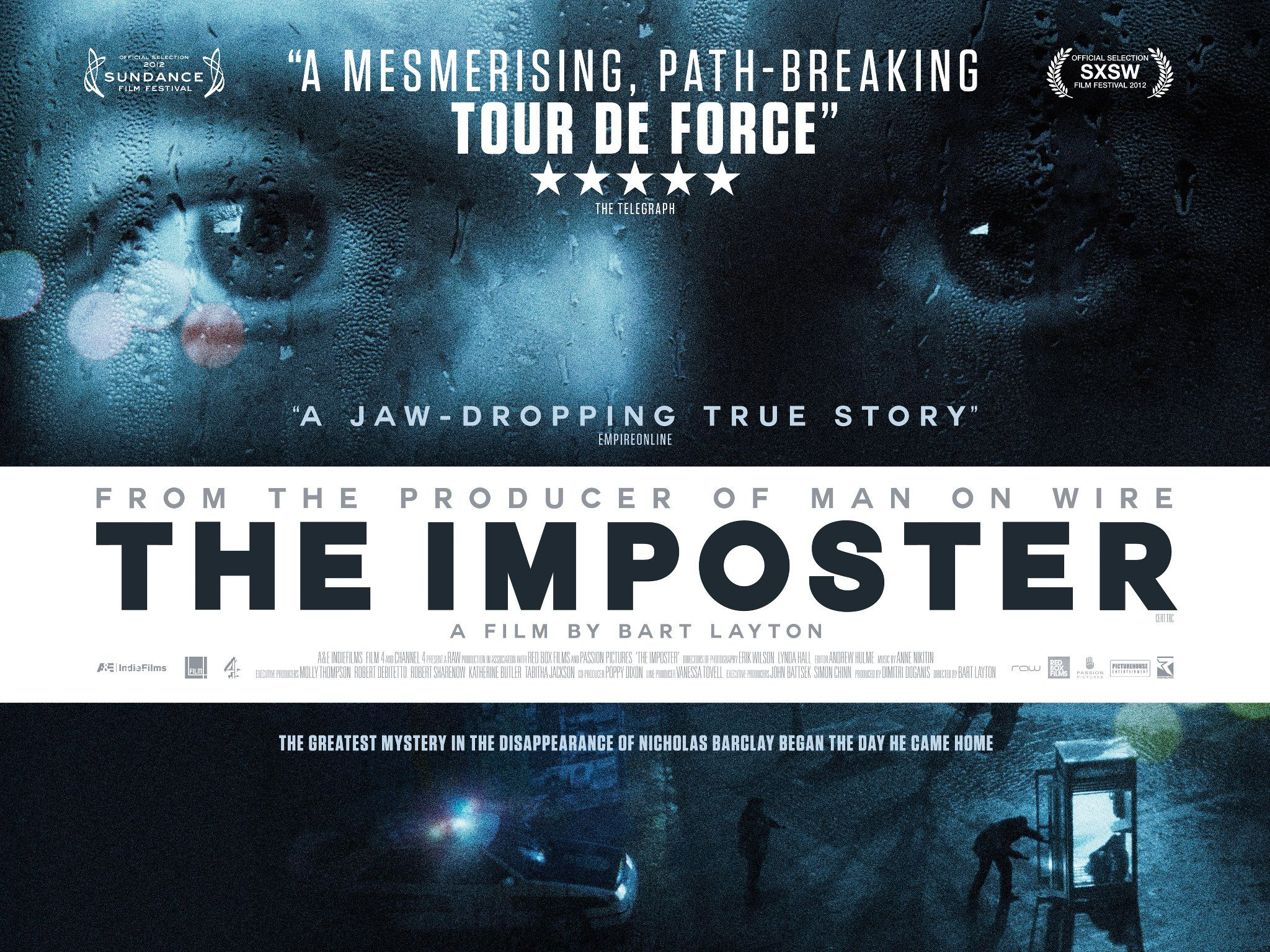 Image result for imposter 2012