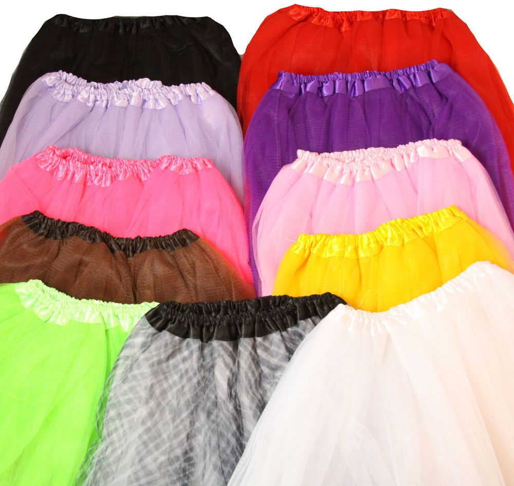 New girl elastic dance ballet tutu years old layers tulle