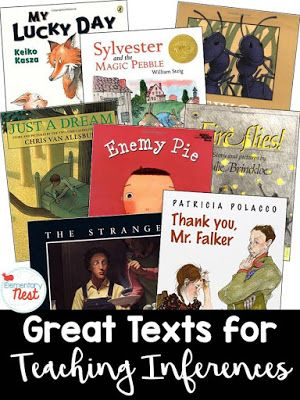 Teaching Inferences With Free Mini Lesson Read Alouds For The