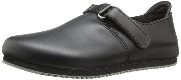 Birkenstock Professional Linz Work Shoe Black 4 Work Shoes