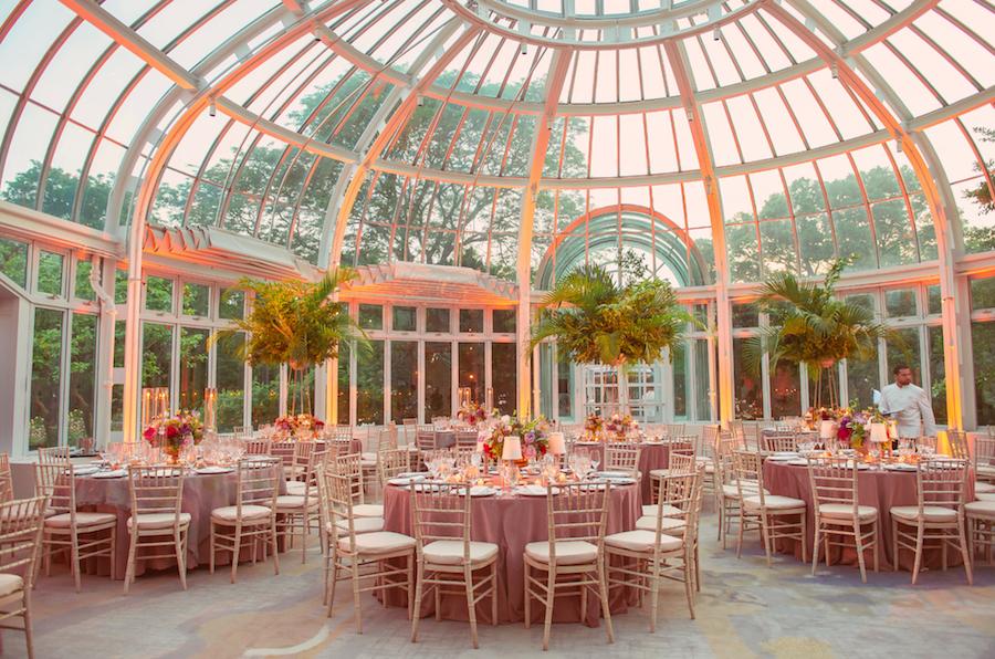 Spectacular Brooklyn Botanic Garden Wedding in 2020 (With