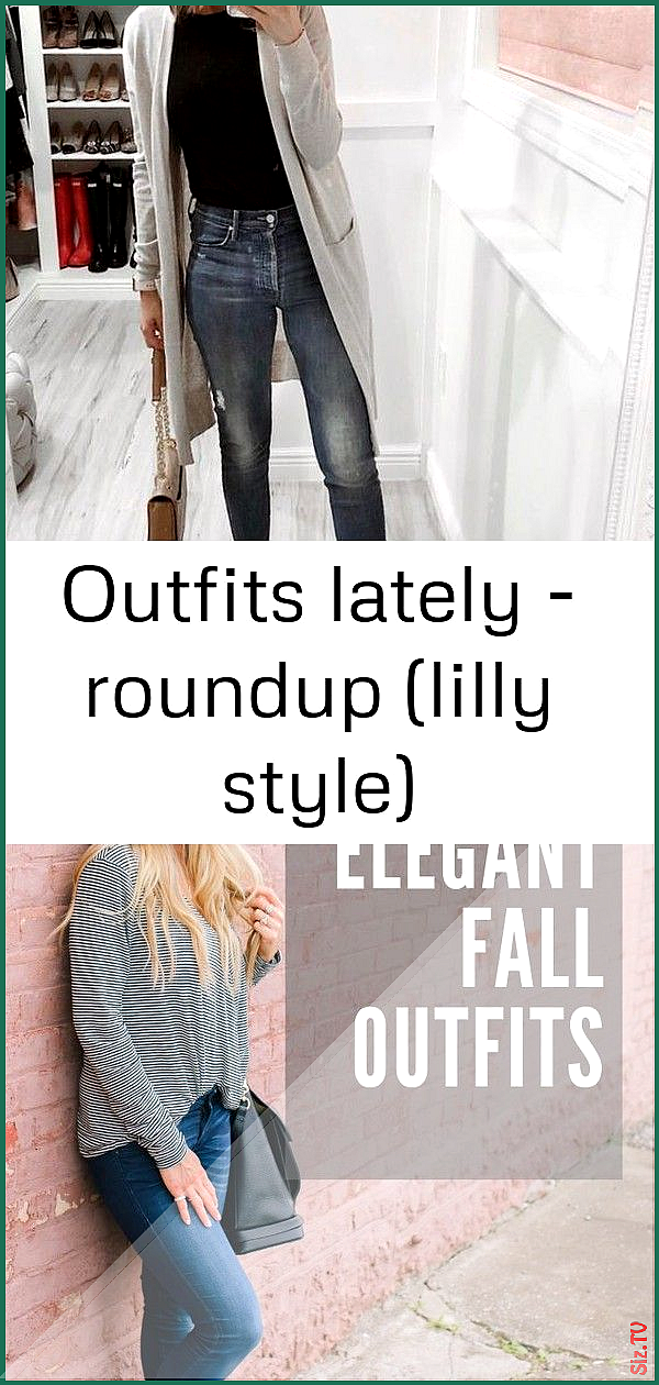 Outfits Lately Roundup Lilly Style Outfits Lately Roundup Lilly Style Dylan Johnson Dj Long Black Sweater Cardigan Long Sweaters Cardigan Casual Fall Outfits