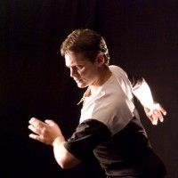 Theo Williams. Location: wisconsin usa Skills:   mime & physical theatre Website: http://www.innovotheatre.com #mime #silence #community #member #artist