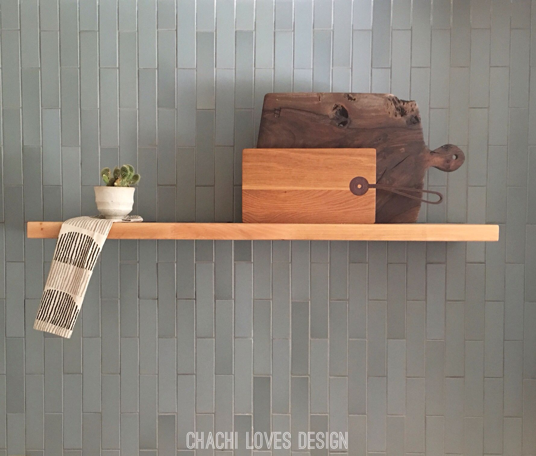 Modern Kitchen Design   by Chachi Loves Design, Los Angeles