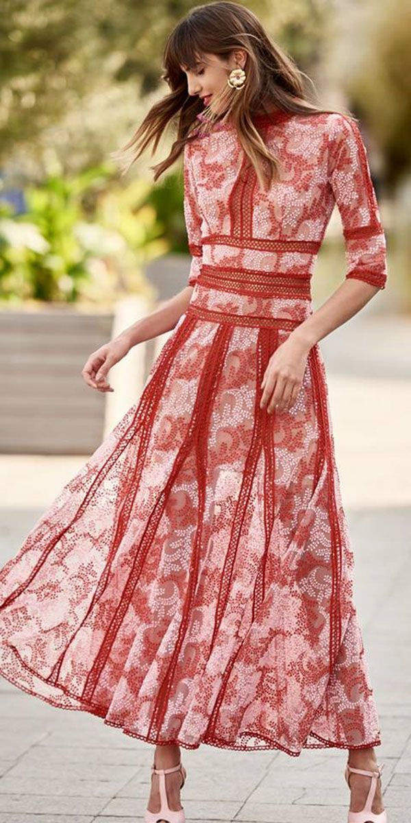 21 Fall Wedding Guest Dresses Wedding Dresses