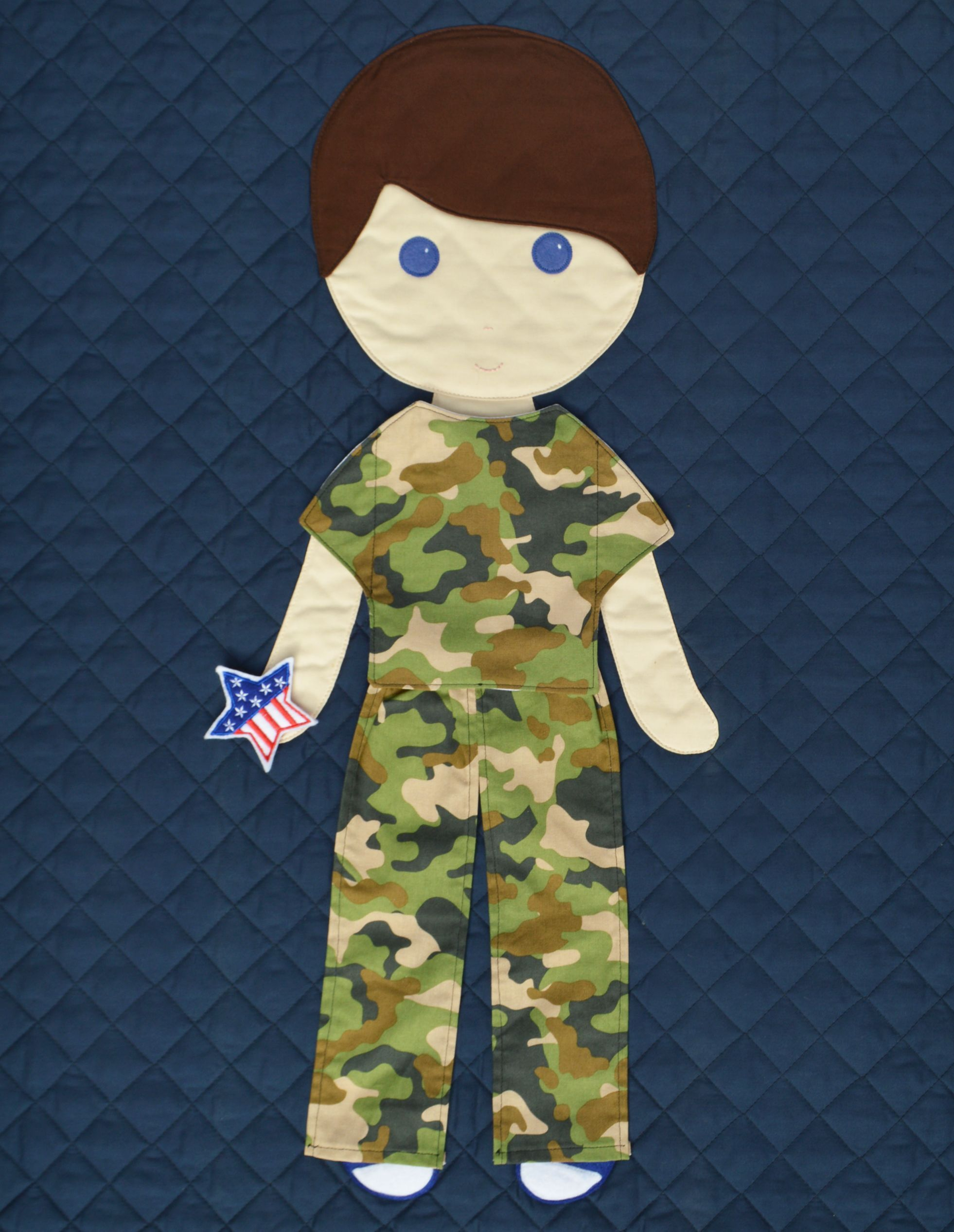 Military Camo Outfit #boydollsincamo Military Camo outfit for boys and girls #boydollsincamo