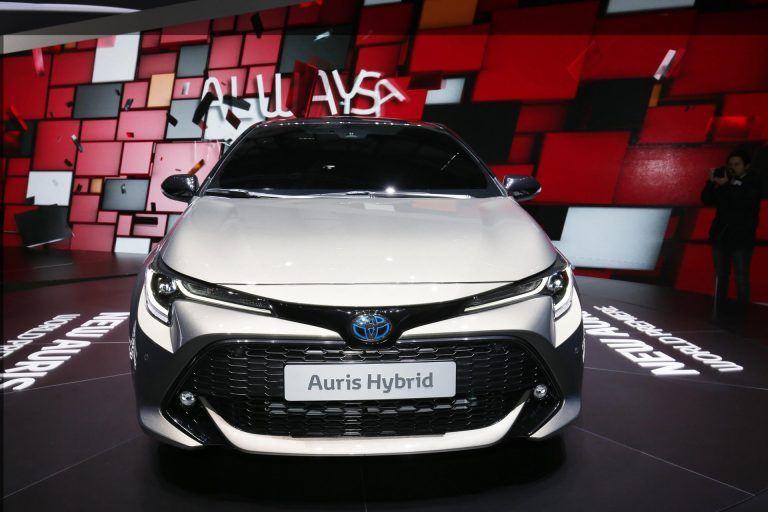 Toyota Hybrid 2019 Concept, Redesign and Review Toyota