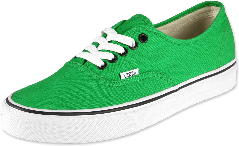 vans verdes baratas