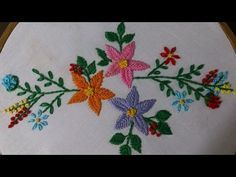 Hand Embroidery Tutorial Mirror Work Romanian Couching Stitch Design For Cushions C Hand Embroidery Designs Embroidery Designs Embroidery Stitches Tutorial