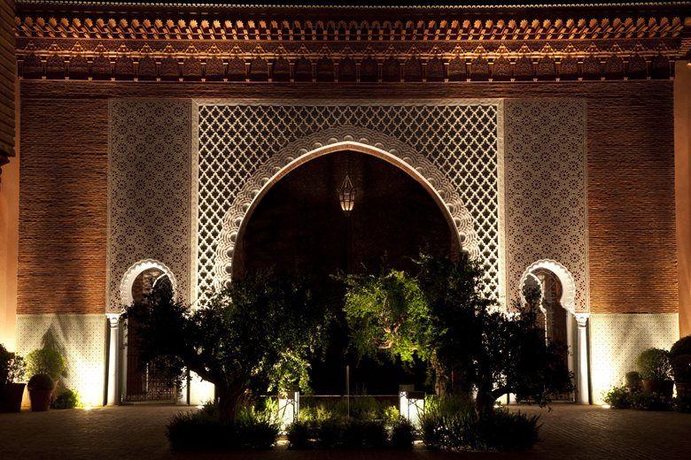 Royal mansour marrakech 2010 3bis architecture intérieure