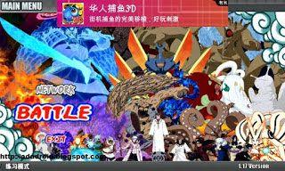 Download Naruto Senki Final Mod by Riicky v1.17 Apk di