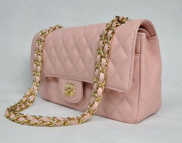 pink quilted chanel bag - Google Search | Bag It | Pinterest ...