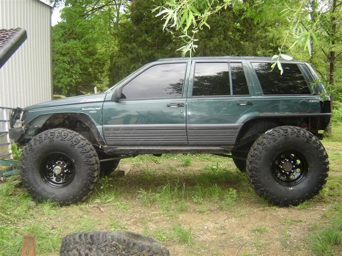 O O Jeep Zj Mods Compcut Lifted Jeep Cherokee Jeep Zj