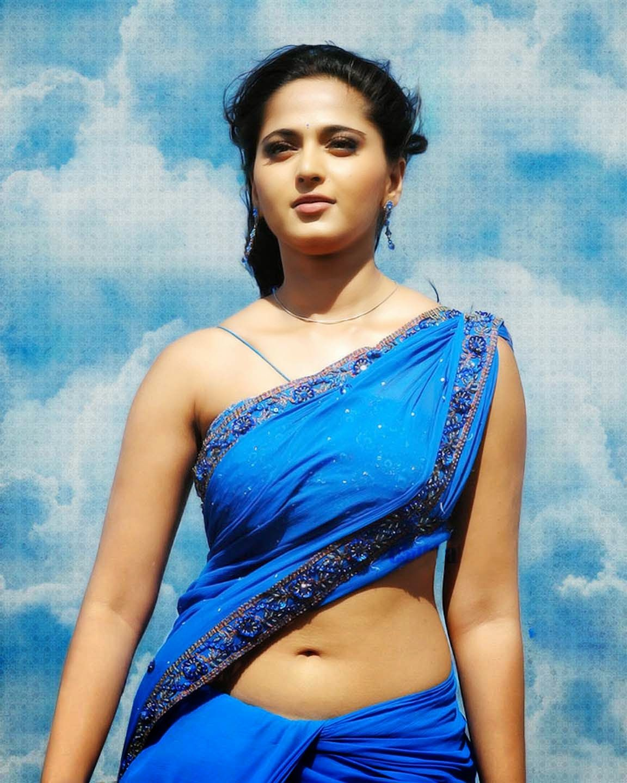 Anushka Shetty Navel, Actress