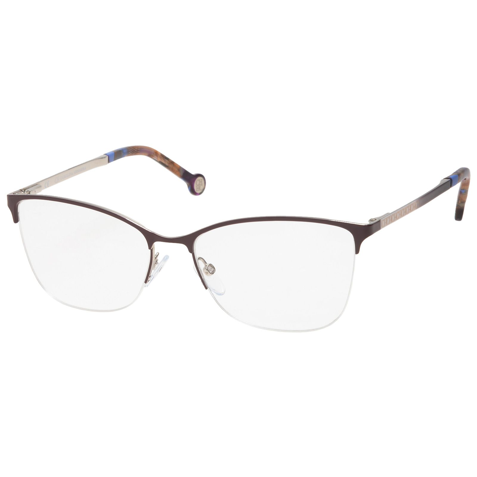 Carolina Herrera VHE740 0700 Schwarz Braun #eyewear #fashion ...