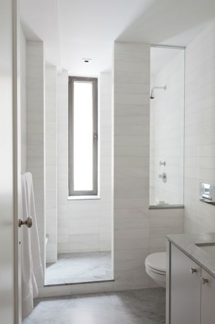 All Remodelista Home Inspiration Stories In One Place Window In Shower Bathroom Solutions Bathrooms Remodel