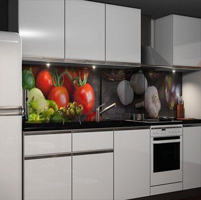 Klebefolie Küchenrückwand Möbel  Wohnen Kuechenrueckwand Folien