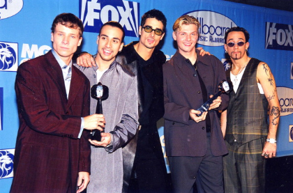 Backstreet Boys · Billboard Music Awards – Best Group Album/Best Adult  Contemporary