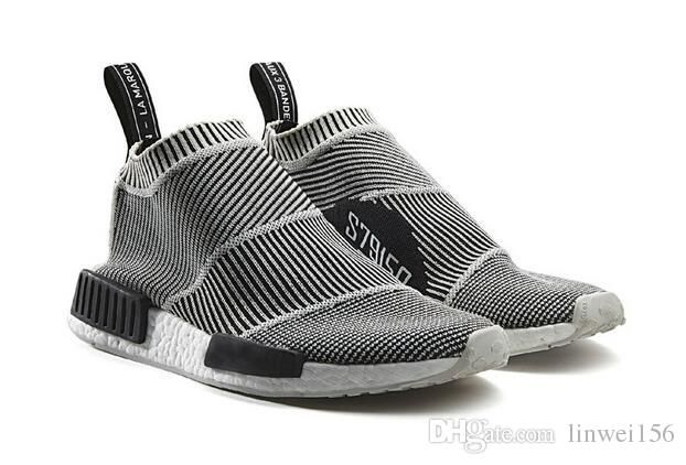 f78cabf0cc981 NEW Nmd City Sock S79150 Men And Women Shoe