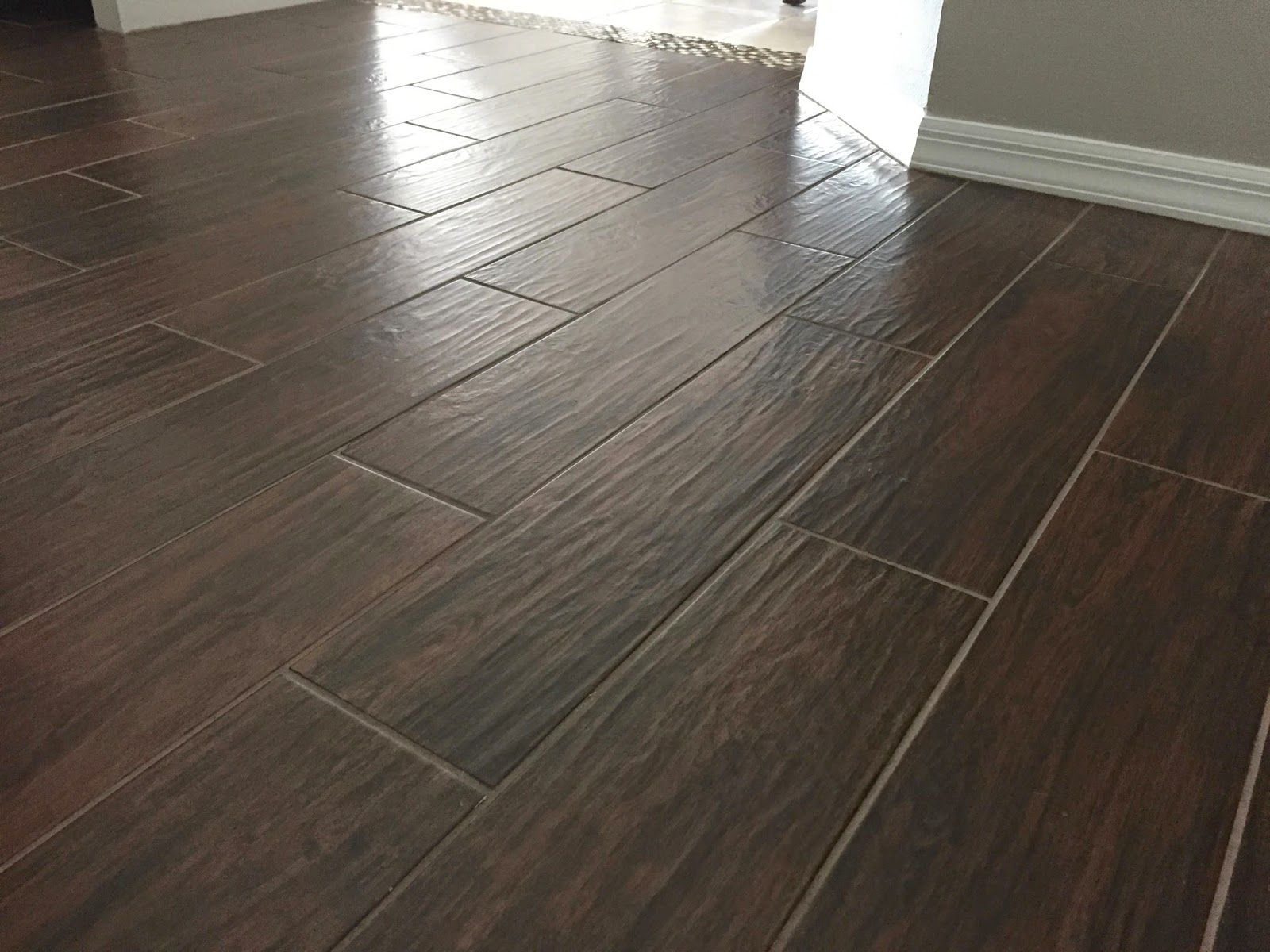 Hand Scraped Wood Look Tile Florida Tile Berkshire Maple