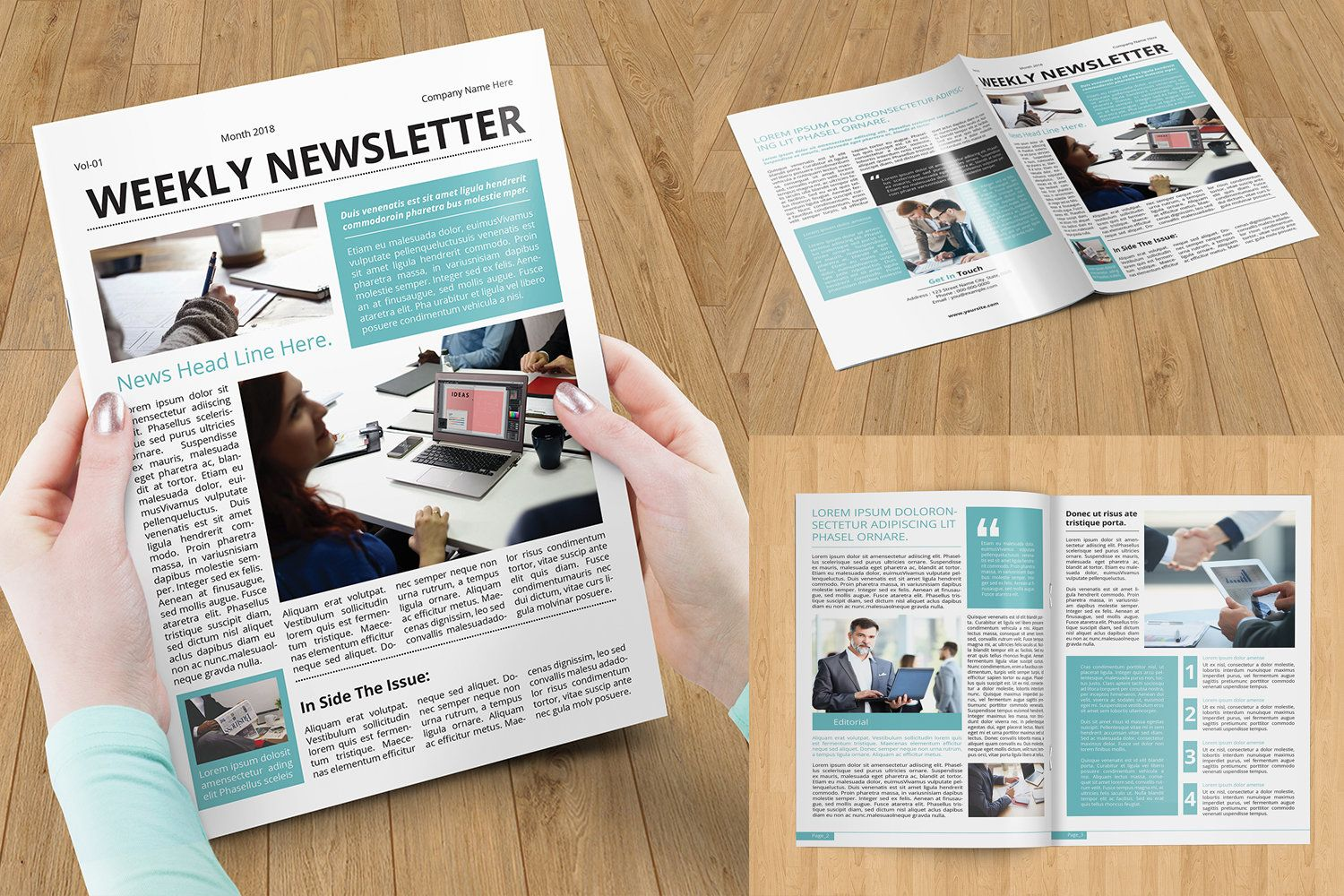 31 Best corporate template design layout for May 2020