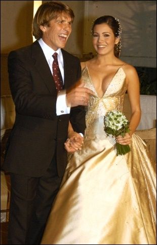 segunda boda de manuel & virginia troconis | bodas famosos - hoy